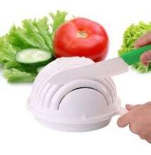 3 in1 salátaszeletelő-szűrő