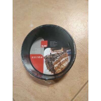 Kapcsos tortaforma 10cm-es