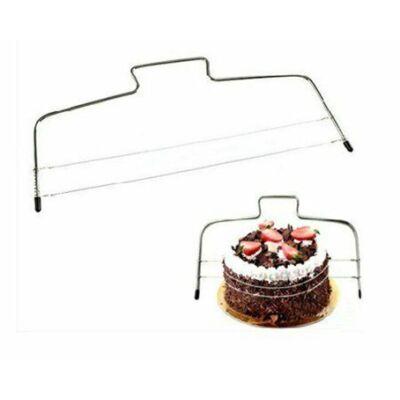 Praktikus torta vágó