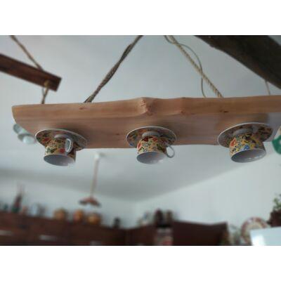 3 részes vintage lámpa